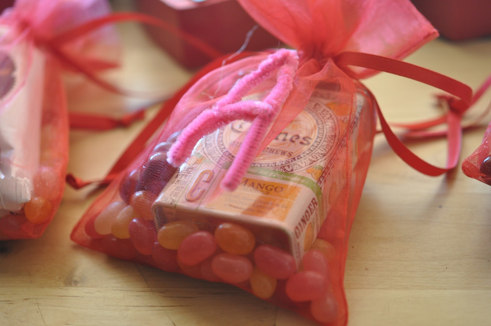 Valentine\'s Day and a fresh cake filling… | Wasabi Honey Bee
