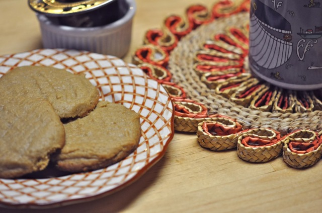 sunflower seed butter cookies, cookie recipe, sunflower seed butter cookie recipe, portland based blog
