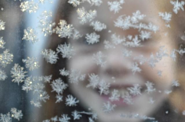 snow in portland oregon, portland blogger