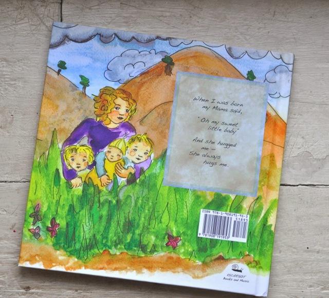chidren's book, book for babies, indie art for children