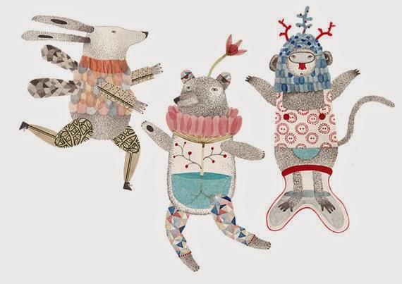textile art, blogger, italian artist