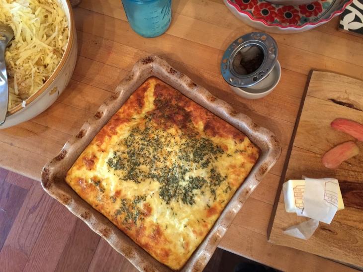 easy custard pie recipe